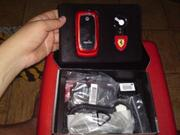 Nextel i897 Ferrari Red