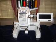PR650 Embroidery Machine With Cap Frame