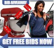 Win Awesome Stuff For Cheap With