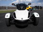 2010 Can-Am Spyder RSS SE5