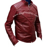 Get Superman Smallville Red Jacket | Smallville Leather Jacket