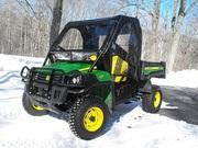 =$4, 210= 2010 John Deere Gator XUV 825I 4x4 Cab 50HP
