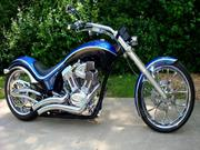 Big Dog Motorcycles 2010