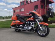 2009 - Harley-Davidson Street Glide FLHX Custom paint
