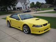 Ford 2001 Ford Mustang saleen s-281