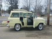Jeep 1966 Jeep Wagoneer Kaiser