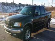 2002 FORD f-150 Ford F-150 XLT Crew Cab Pickup 4-Door