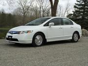 2008 Honda Honda Civic Hybrid Sedan 4-Door
