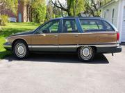 buick roadmaster Buick Roadmaster Estate Wagon Wagon 4-Door