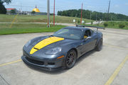 2009 Chevrolet Corvette Wide body kit with ZR1 front fenders
