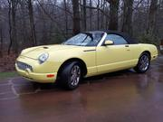 2002 FORD Ford: Thunderbird Base Convertible 2-Door