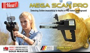 MEGA SCAN PRO-Long Range Metal Detector