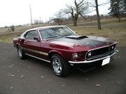 1969 Ford Mustang 37000 miles