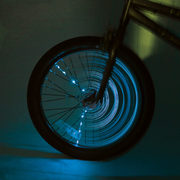 Surprise your friends with stylish Spoke Brightz lights