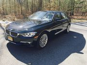 2015 BMW 3-SeriesBLACK SAPPHIRE WITH DAKOTA LEATHER TRIM/PEARL GLOSS F