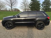 2013 Jeep Grand Cherokee Black Hawk