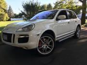 2009 Porsche Cayenne Turbo S Sport Utility 4-Door