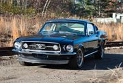 1967 Ford Mustang Base Fastback 2-Door