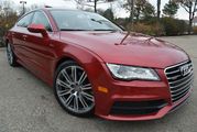 2012 Audi A7 AWD PRESITGE-EDITION Sport  Hatchback 4-Door