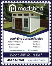 $100 Off Original Modular Studios from ModShed