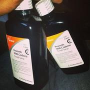 Ac-tavis prome-thazine with co-deine cough syrup