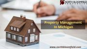 Professional Property Management Company in Michigan