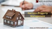 Hire Harrison Property Management Company at Best Price