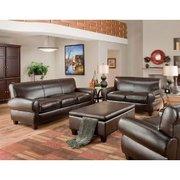 Leather Sofa Set - Abilene Leather Furniture Set - 2655Set