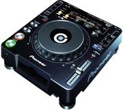 Pioneer CDJ-1000MK3 Professional CD/MP3 Turntable